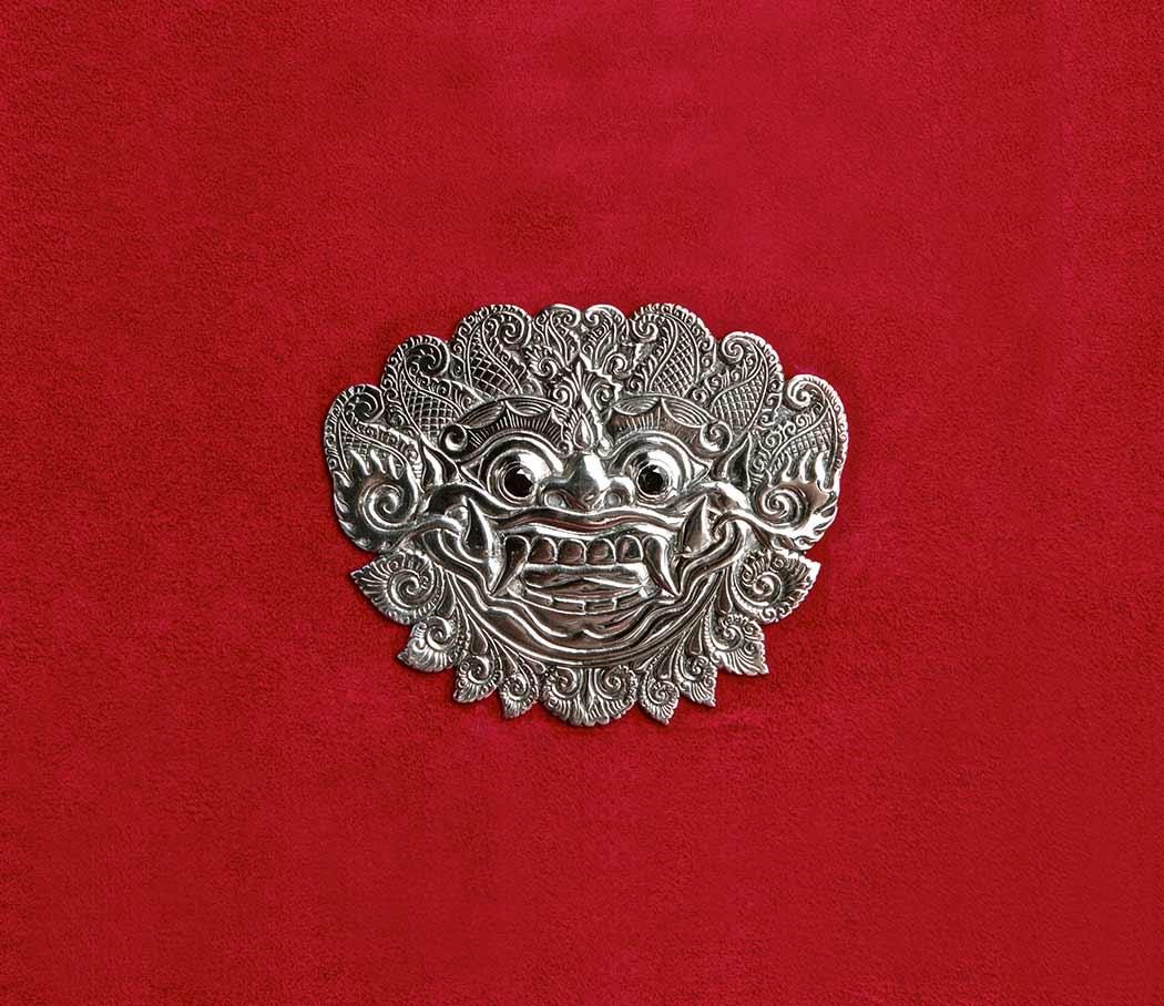 Bali God Symbol Metal Works