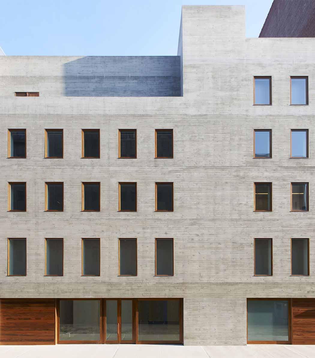 David Zwirner Galerie New York Selldorf Architects