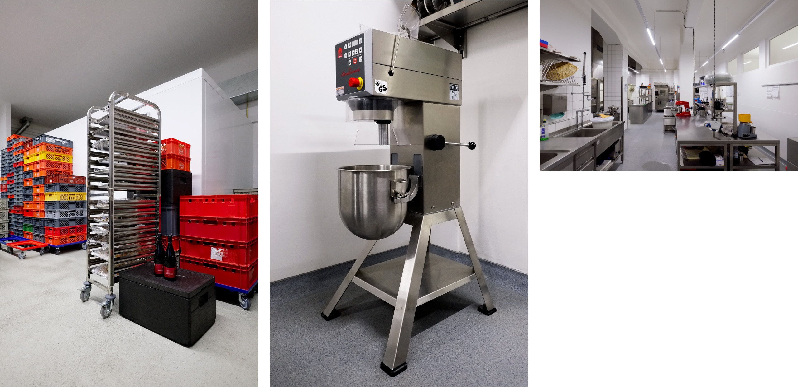 Butterstulle kitchen equipment