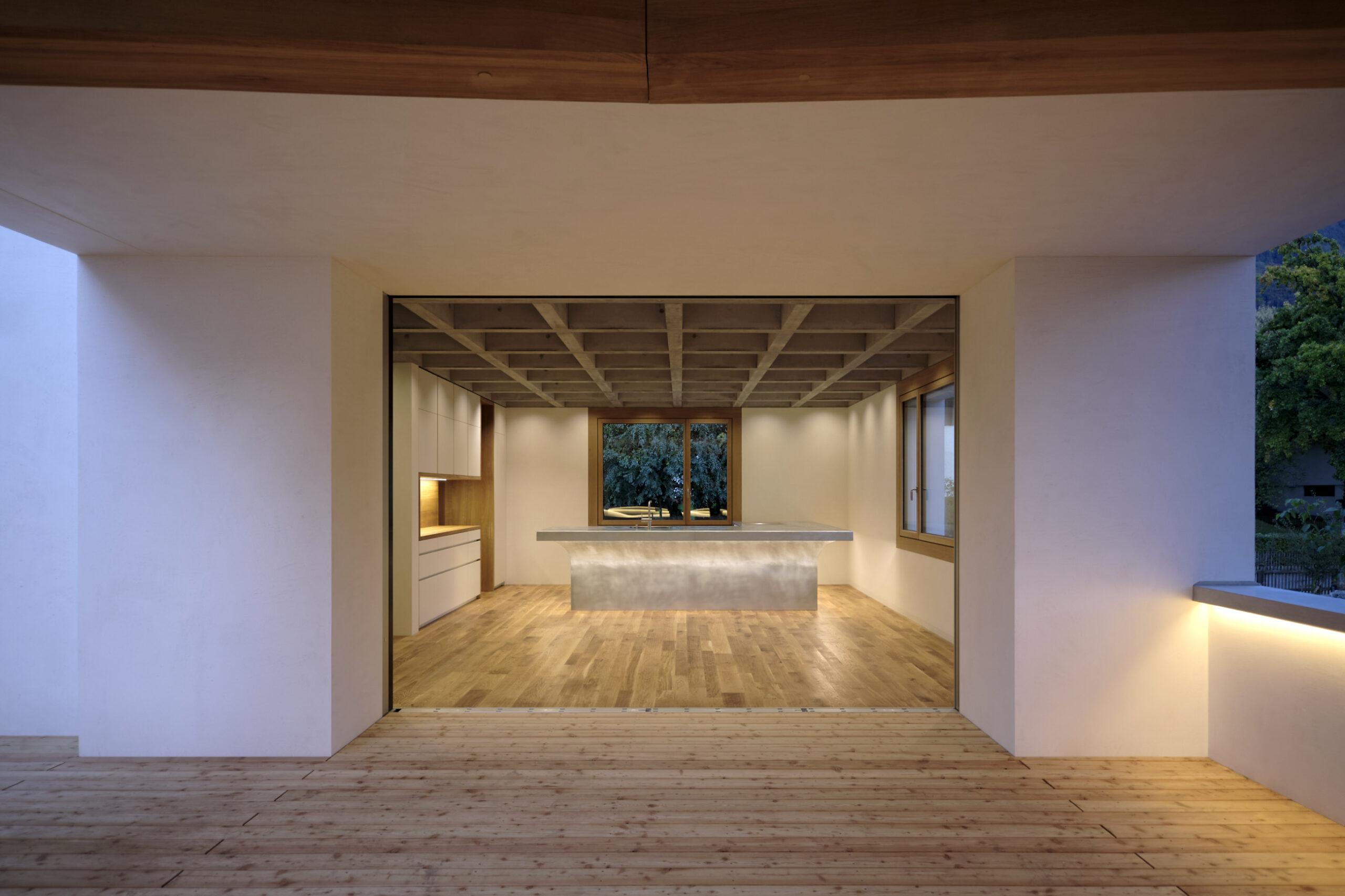 Haus Holdergasse interior 1